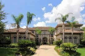 mediterranean style home plans with cream paint colors home