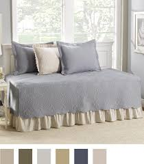 Daybed Cover Sets Cottage Daybed Cover Set Trellis Gray Photo With Cool