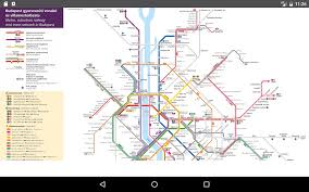 Santiago Metro Map by Budapest Metro 2017 Android Apps On Google Play