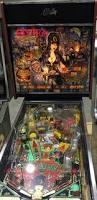 indiana jones pinball adventure pinball machine made in 1993 by