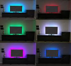 4m colour changing led strip bedroom lighting kit