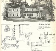 house plan 100 historic home plans vintage floor plans