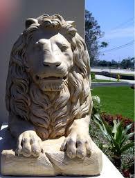 lion of judah statue the lion s paw freemason information