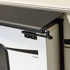 Rv Awning Protector Solera Slider With Awning Rail Lippert Components Inc Rv