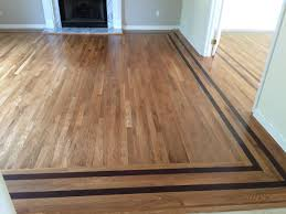 Hardwood Floor Border Design Ideas Wood Floor Border Inlay Wc Floors Hardwood Floor Amazing