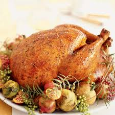 there s always a turkey and i m not talking poultry living