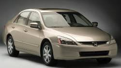 honda accord 2003 specs 2003 honda accord specs and prices