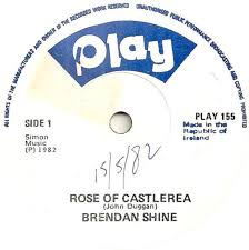 Play The Old Rugged Cross 45cat Brendan Shine Rose Of Castlerea Old Rugged Cross