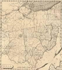 Ohio Map by 1807 Ohio Map