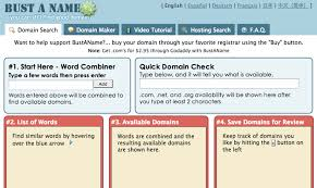 10 business name generator tools to find the domain