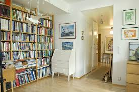 Floating Bookcases Living Room Floating Bookcases Living Room Scandinavian Woven