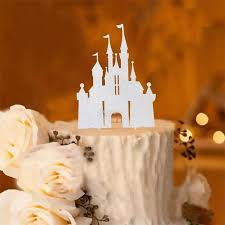 castle cake topper silver castle cake topper decoratio end 2 28 2019 12 08 pm