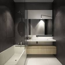 Dark Bathroom Ideas The Best Tips How To Arranged Modern Small Bathroom Designs
