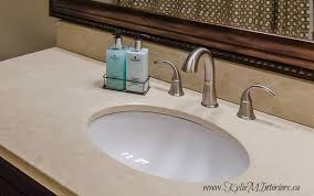 bone colored bathroom sinks with best color to paint a small