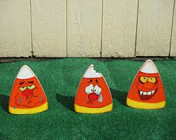 candy corn sign etsy