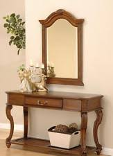 Hallway Table And Mirror Console Table And Mirror Ebay