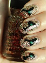 new year u0027s eve nail art ideas from pinterest photos huffpost