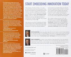the innovator u0027s field guide market tested methods and frameworks