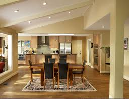 open floor concept kitchen room open living room and kitchen with