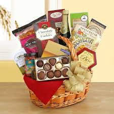gourmet baskets exceptional giftbaskets