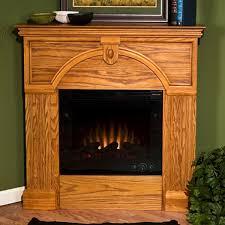 Oak Corner Fireplace by Turin Golden Oak Electric Corner Fireplace Free Shipping Today
