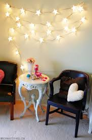 bedroom ideas awesome small string lights led string room decor