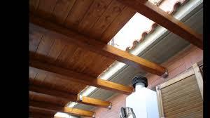 montaggio tettoia in legno costruire un pergolato in legno
