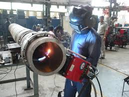 dyna torque technologies pipe shop welding and fabrication welder