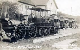 the dewitt clinton 0 4 0 steam locomotive