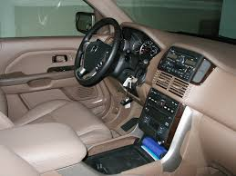 Saddle Interior Pilot Interior Color Preference Page 2 Honda Pilot Honda