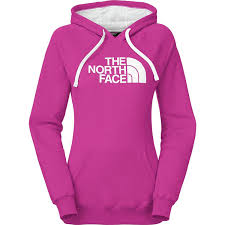 special occasion womens north face pink ribbon half dome hoodie