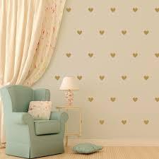 Wall Decals For Nursery Hearts Urbanwalls