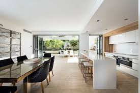 open plan kitchen family room ideas awesome 26 kitchen with bifold doors on family room ideas