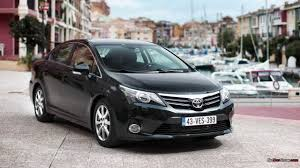avensis 2012 toyota avensis exterior interior photo tour youtube