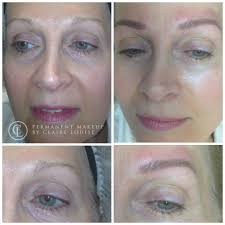 eyebrow tattoo blandford with permanent makeup by claire louise