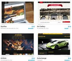 website templates for ucoz website builder review