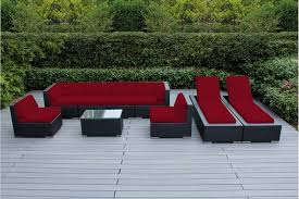 Outdoor Patio Tables Only Beautiful Outdoor Patio Wicker Deep Seating Sofa And Chaise Lounge