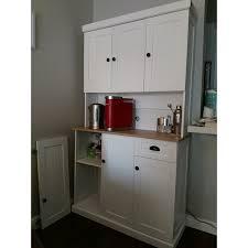 homcom 71 wood kitchen pantry storage cabinet top product reviews for homcom 71 wood kitchen pantry