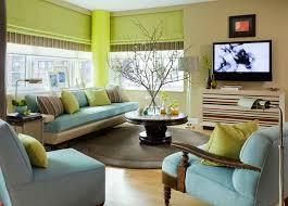 Fashionably Cool Living Room Color Palettes - Modern color schemes for living rooms