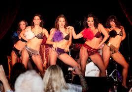 Bathtub Gin Burlesque Get Seduced By Arcana Lace