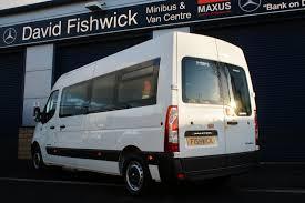 renault master minibus new renault master dci 145 energy 17 seat minibus minibus for sale