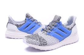light blue adidas ultra boost buy adidas mens ultra boost running shoes white black light blue for
