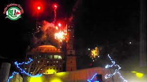 new year 2014 fireworks mississauga celebration square youtube