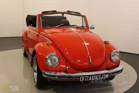 red volkswagen beetle classic 1970 volkswagen beetle 1302 ls cabriolet roadster for