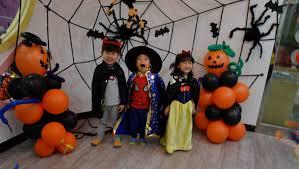 halloween in a hagwon
