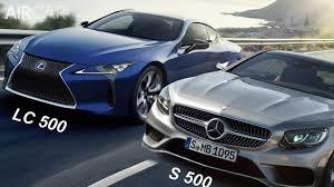 the lexus lc 500 coupe 2018 lexus lc vs mercedes s class coupe young boy faces big