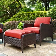Patio Chair And Ottoman Set Buy Patio Furniture Sets From Bed Bath U0026 Beyond
