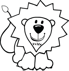 lion coloring pages for adults angry face page free printable lion