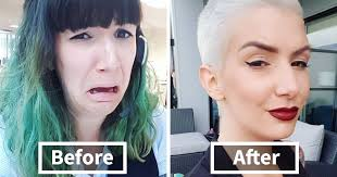 extremehaircut blog 10 extreme haircut transformations that will inspire you to get a