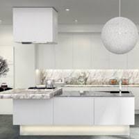 gamme cuisine cuisine de luxe haut de gamme de prestige ronde et design